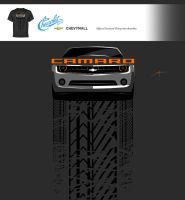 Camaro Spirit T-Shirt by KhoaSV