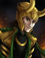 Loki'd by StrawberryQuincy