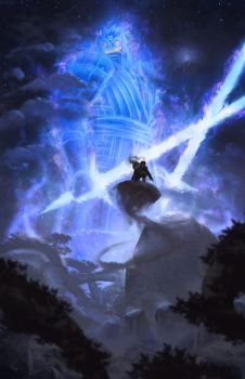Perfect Susanoo by artofjosevega