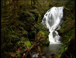 mccoy falls by NWunseen