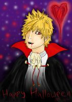Roxas - Happy Halloween 2010 by Natini