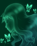 [Fairy Tail OC]: Dream of the butterflies by Amadere