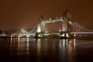 Tower Bridge Stock by lokinststock