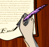 Let's write our own ending by ichibananimeluvr