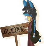New Coast Welcome Icon by Shadow-pikachu7