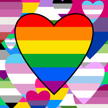 For Orlando, For all of us LGBT+ by Exaviia