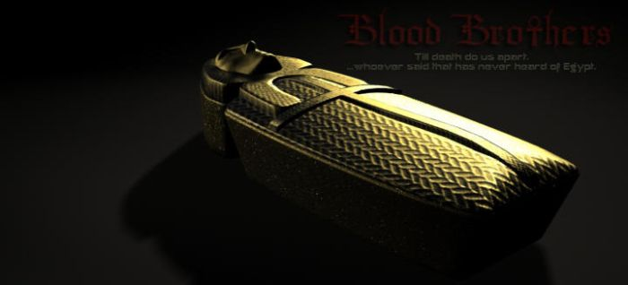 Blood Brothers by first-synn
