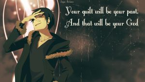 Izaya Orihara Durarara Wallpaper 4 by BrookHayes12