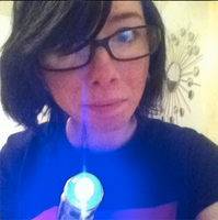 Finally got my first Sonic Screwdriver! by Spookyx12