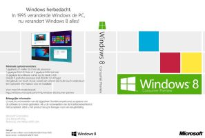 Windows 8 Consumer Preview DVD Cover (nl-NL) by Misaki2009