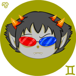 Sollux Captor - Homestuck by MyDrawingSpace888