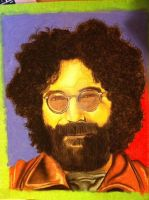 Jerry Garcia by Gallactus77