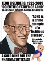 scientific father of ADHD by jbeverlygreene