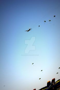 82nd Airborne by shadowcolors15