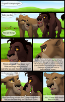 Mufasa's Reign: Chapter 1: Page 7 by albinoraven666fanart
