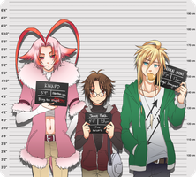 MAGE HEIGHT CHART by Lo-wah