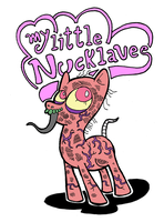 My Little Nucklavee by Galago