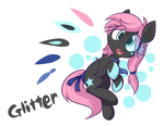 Glitter - Reference by DShou