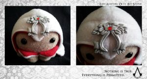 Assassin's Creed: Ezio Auditore Octo by Yuwi