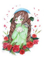 Roses for Vail by Taivasora