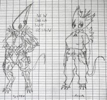 Darka New Suit Design by Toothless6reach
