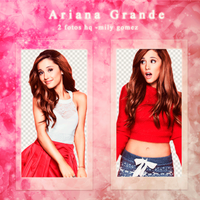 Pack PNG de Ariana Grande 004 by MilyGomez