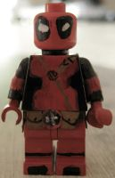 Lego Deadpool by IcarusMach9