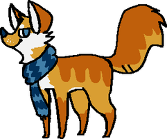 Fox/Canine Adopt #2 {CLOSED} by LotsofLittleAdopts