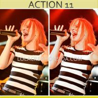 ACTION 11 by lolacreations