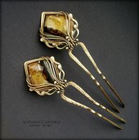 Paired studs by KL-WireDream
