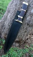 Bowie knife 3 by HellfireForge