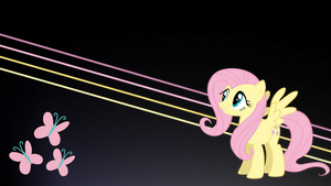 Fluttershy by shieldbug1