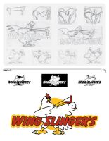 Wing Slinger's by Master-at-Arms