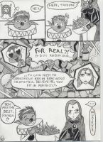 IT Scares Raven pg 4 by Ludra90