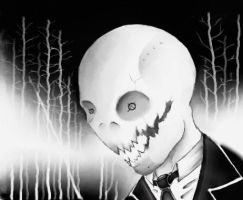 Slender by Freeze1012