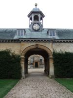 Grand Mansion 04 - Archway by fuguestock