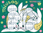 TPS: Tofusagi Bag Design by MoogleGurl