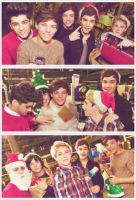 One Direchristmas by APlaceInYOurHeart
