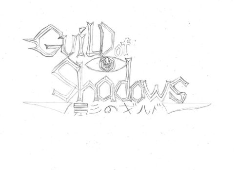 The Guild of Shadows Logo by killerphoenix92
