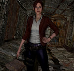 Claire Redfield is back by Mister-Valentine