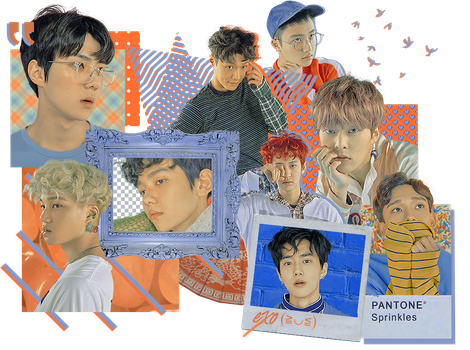 EXO - Lucky One by xForeverwitchy