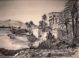 old-egypt by dudua62