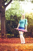 Fionna the human 2 by MayoInvasion