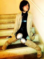 Battle Angel Alita by Alluring-Angel