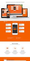 Appreative Responsive Landing Page Template by Saptarang