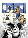 Rimba Racer in Radar and Tag comic Pg.5 Final by wingwolf88