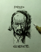 Walter White-out by JasonLatour