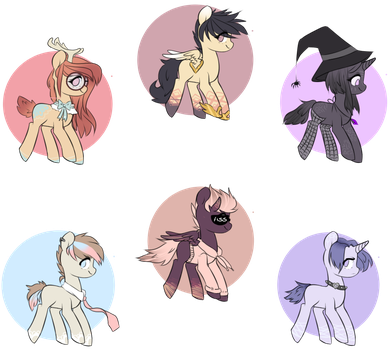 .:Random Babes:. AUCTION [CLOSED] by Caiote