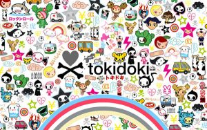 Tokidoki Wallpaper by kenzox