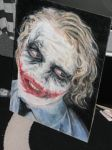my friend painted as joker by camron91